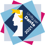 UniBg per Dante 2021 - Logo