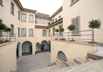 Campus umanistico,, Sede di Piazza Rosate. Fotografia, 2006